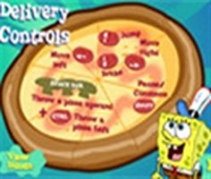Spongebob Pizza Servisi